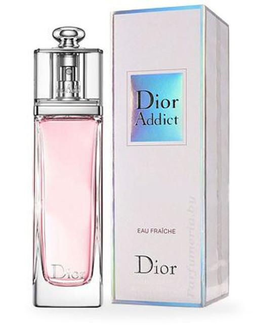 Dior Addict Eau Fraiche 3.4oz Eau De Toilette Spray