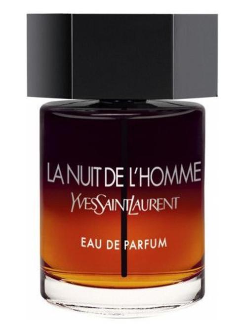 La Nuit De L'homme Eau De Parfum Spray by Yves Saint Laurent 3.3 oz