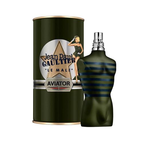 Le Male Aviator by Jean Paul Gaultier 4.2oz Cologne For Men