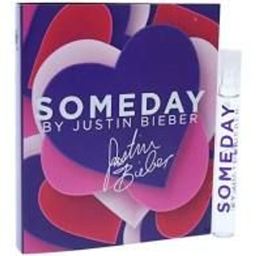 Someday by Justin Bieber 50pc VIALS of 0.05oz Each