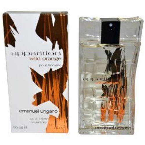 Apparition Wild Orange by Emanuel Ungaro 3.0oz EDT Women