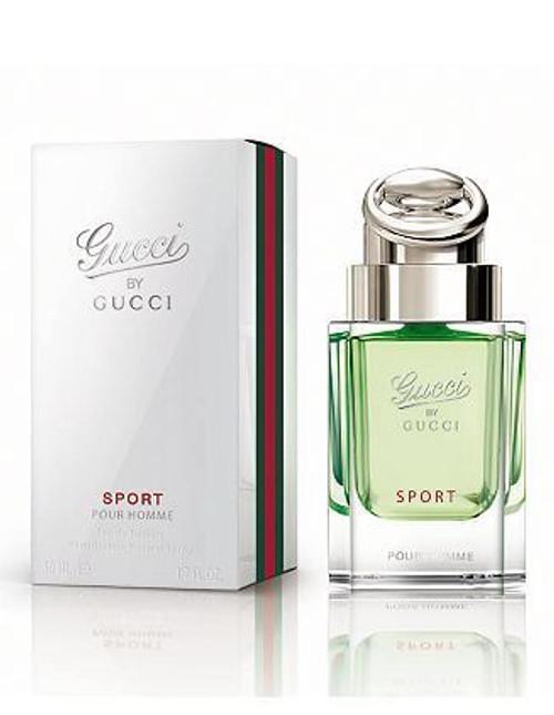 Gucci by Gucci Sport 1.7oz Eau De Toilette Spray Men