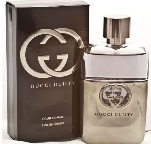 Gucci Guilty 1.6oz Eau De Toilette Spray Men