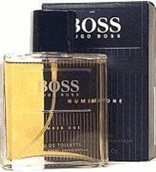 Boss Number One by Hugo Boss 4.2oz Eau De Toilette Spray Men