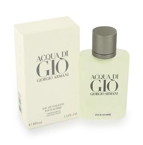 Acqua Di Gio by Giorgio Armani 1.0oz Eau De Toilette Spray Men