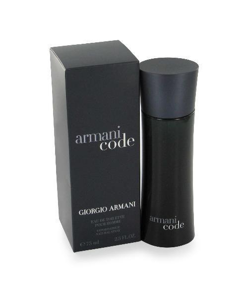 dd9716230e Armani Code by Giorgio Armani 2.5oz Eau De Toilette Spray Men