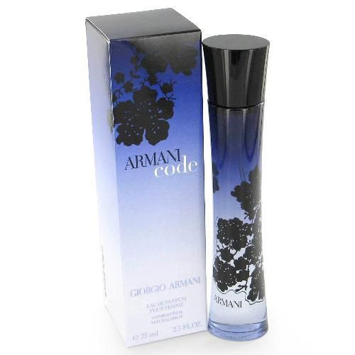 Armani Code by Giorgio Armani 2.5oz Eau De Parfum Spray Women