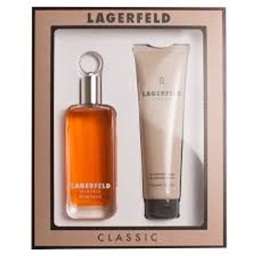Lagerfeld Classic Gift Set 2pc Men