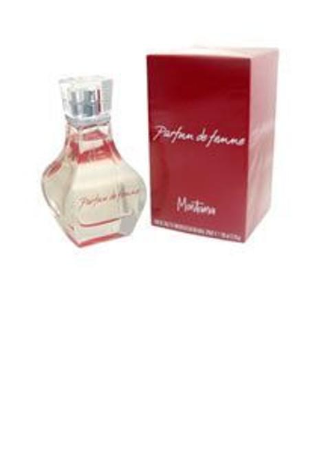 Parfum De Femme by Montana 3.3oz Eau De Toilette Spray Women