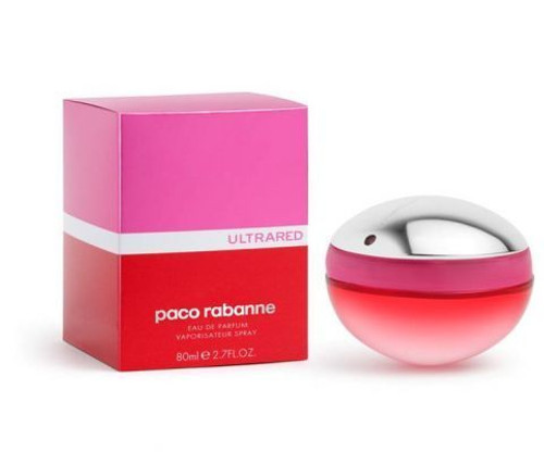 Ultrared by Paco Rabanne 1.7oz Eau De Parfum Spray Women