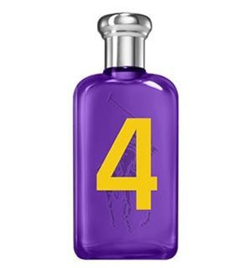 Big Pony 4 (Purple) by Ralph Lauren 1.0oz  Eau De Toilette Spray Women