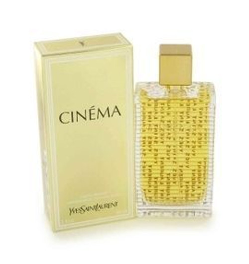 Cinema by Yves Saint Laurent 1.6oz Eau De Parfum Spray Women