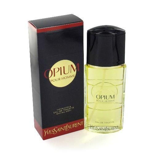 Opium by Yves Saint Laurent 3.4oz Eau De Toilette Spray Men
