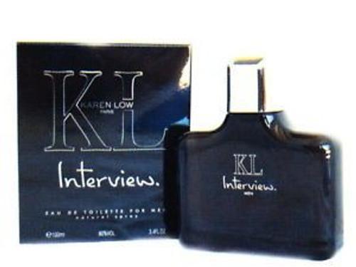 KL Interview by Karen Low 3.4oz Eau De Parfum Spray Women