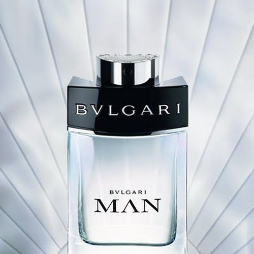 Bvlgari Man By Bvlgari Eau De Toilette Spray 3.4oz