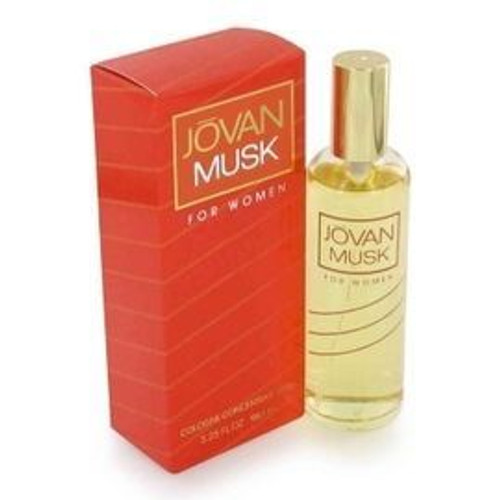 Jovan Musk by Coty 3.25oz Eau De Cologne Spray Women
