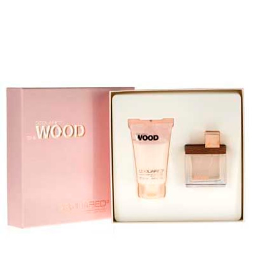 She Wood by Dsquared2 2pc Gift Set Women