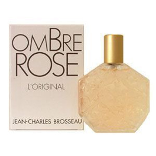 Ombre Rose by Jean Charles Brosseau 3.4oz Eau De Cologne Spray Women