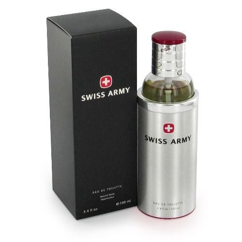 Swiss Army 3.4oz Eau De Toilette Spray Men