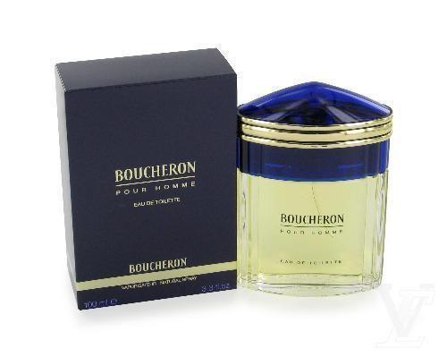 Boucheron Pour Homme 3.4oz Eau De Parfum Spray For Men