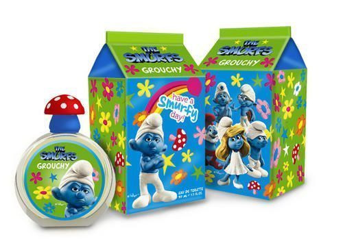 Clumsy by The Smurfs 1.7oz Kids Fragrances