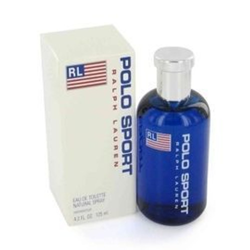 Polo Sport by Ralph Lauren 4.2oz Eau De Toilette Spray Men