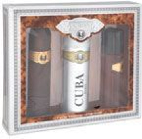 Cuba 3pcs Gift Set For Men