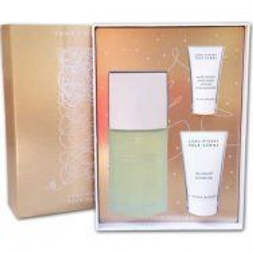 L'Eau D'Issey by Issey Miyake 4.2oz 3pcs Cologne Gift Set For Men