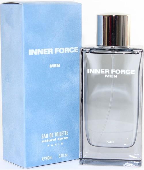 Inner Force by Glenn Perri Eau De Toilette Spray For Men EDT 3.4oz