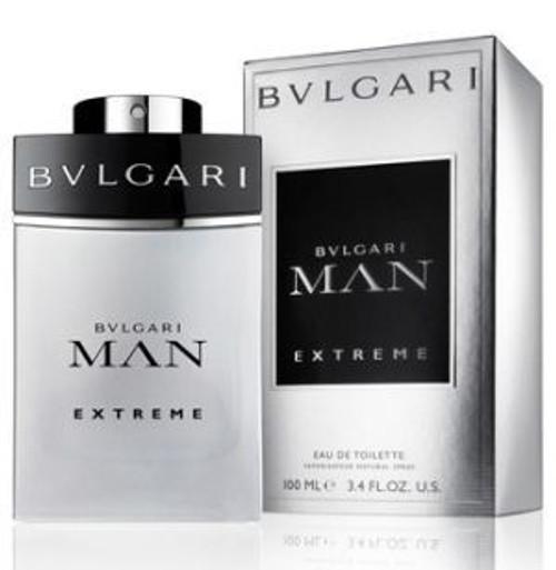Bvlgari Man Extreme By Bvlgari 3.4oz Eau De Toilette Spray