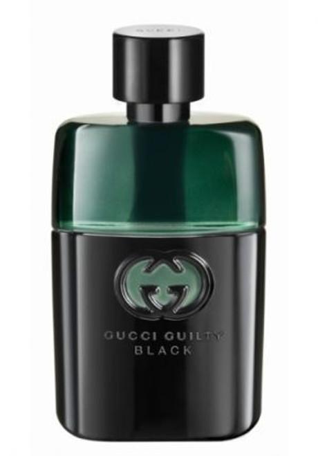 Gucci Guilty Black For Men Eau de Toilette Spray 1.6oz