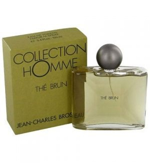 Collection Homme The Brun by Jean Charles Brosseau EDT Men 3.4oz