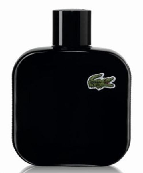 Eau De Lacoste Noir by Lacoste 3.3oz Eau De Toilette Spray Men