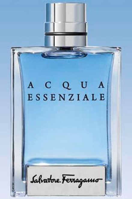 Acqua Essenziale by Salvatore Ferragamo Eau De Toilette Spray For Men EDT 3.4oz