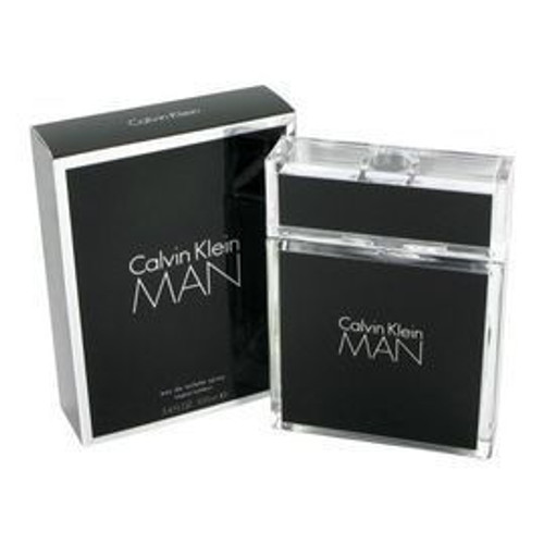CK MAN by Calvin Klein 3.4oz Eau De Toilette Spray Men
