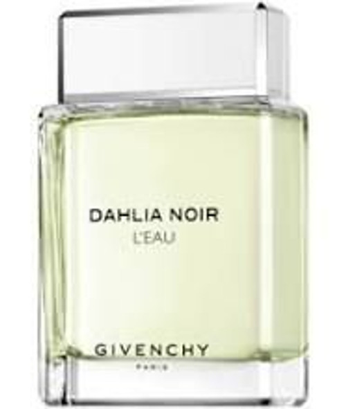 Dahlia Noir L'eau by Givenchy Eau De Toilette Spray For Women 3.0oz