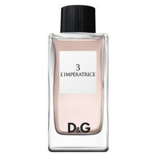 Dolce and Gabbana 3 L'Imperatrice Unisex 3.3oz Unbox
