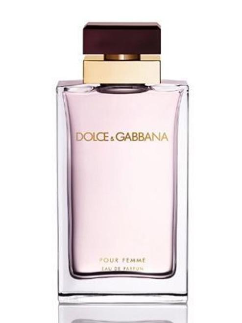 Dolce and Gabbana Pour Femme Eau De Parfum Spray 3.4oz