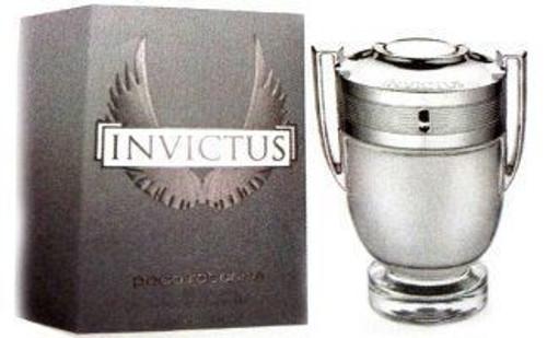 Invictus by Paco Rabanne Eau De Toilette Spray For Men 3.4oz