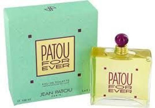 Patou For Ever by Jean Patou Eau De Toilette Spray For Women 3.4oz