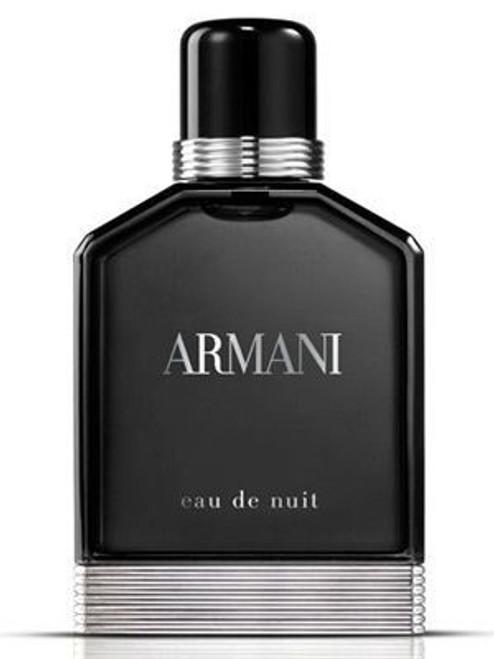 Armani Eau De Nuit by Giorgio Armani Eau De Toilette Spray 1.7oz