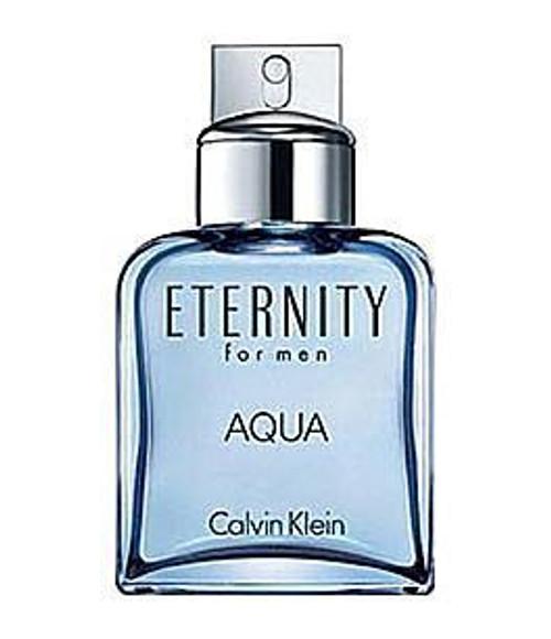 Eternity Aqua by Calvin Klein 1.7oz Eau De Toilette Spray Men