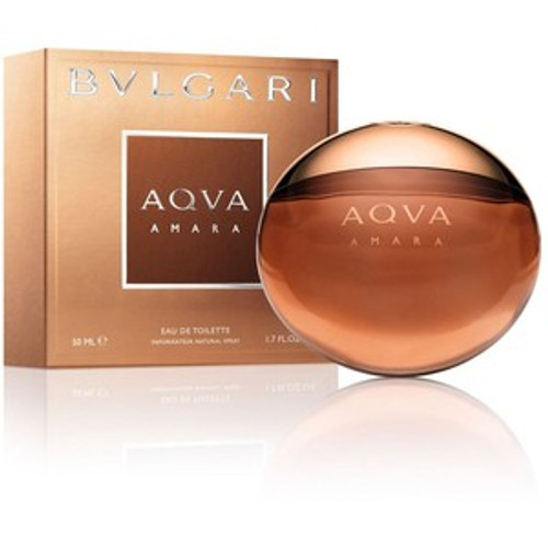 Aqva Amara By Bvlgari 1.7oz Men Eau De Toilette Spray