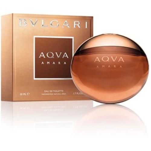 Aqva Amara By Bvlgari 1.7oz Men Eau De Toilette Spray