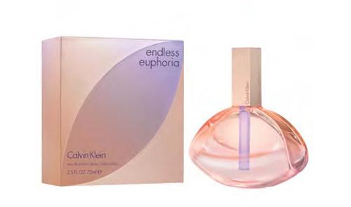 Endless Euphoria Calvin Klein 4.0oz EDP Women