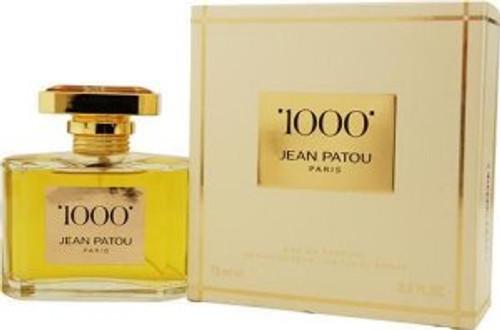 1000 by Jean Patou 2.5oz Eau De Parfum Spray Women