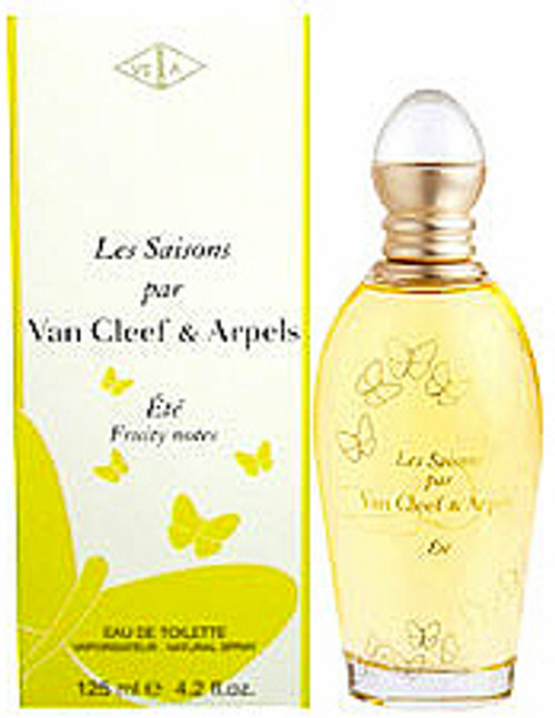 Les Saisons Été by Van Cleef & Arpels Eau De Toilette Spray For Women 4.2oz