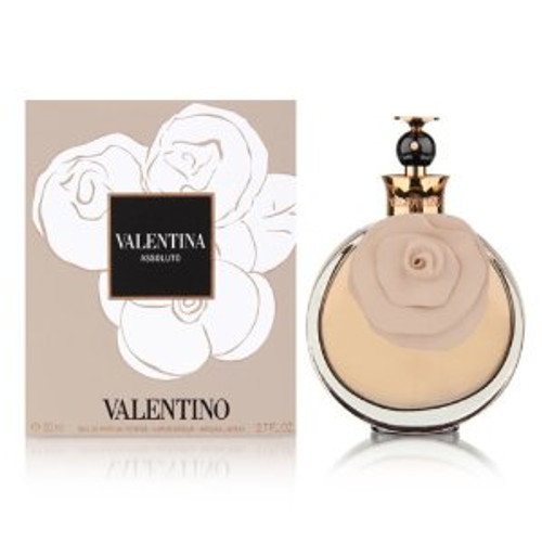 Valentina Assoluto By Valentino Eau De Parfum Intense Spray For Women 2.7oz