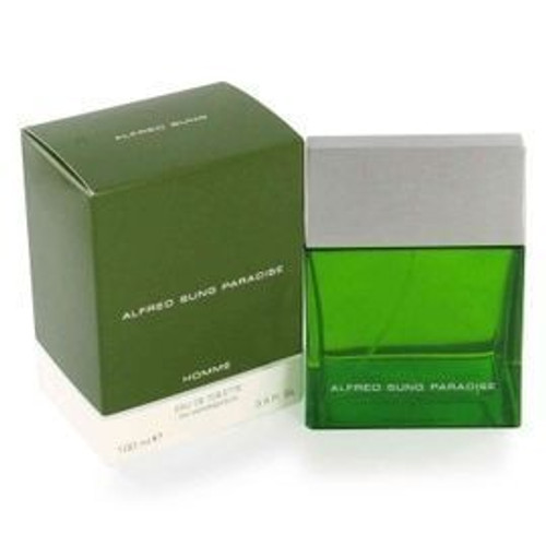 Paradise by Alfred Sung 1.7oz Eau De Toilette Spray Men