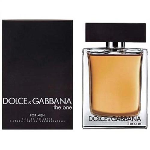 The One by Dolce & Gabbana 5.0oz Eau De Toilette Spray Men